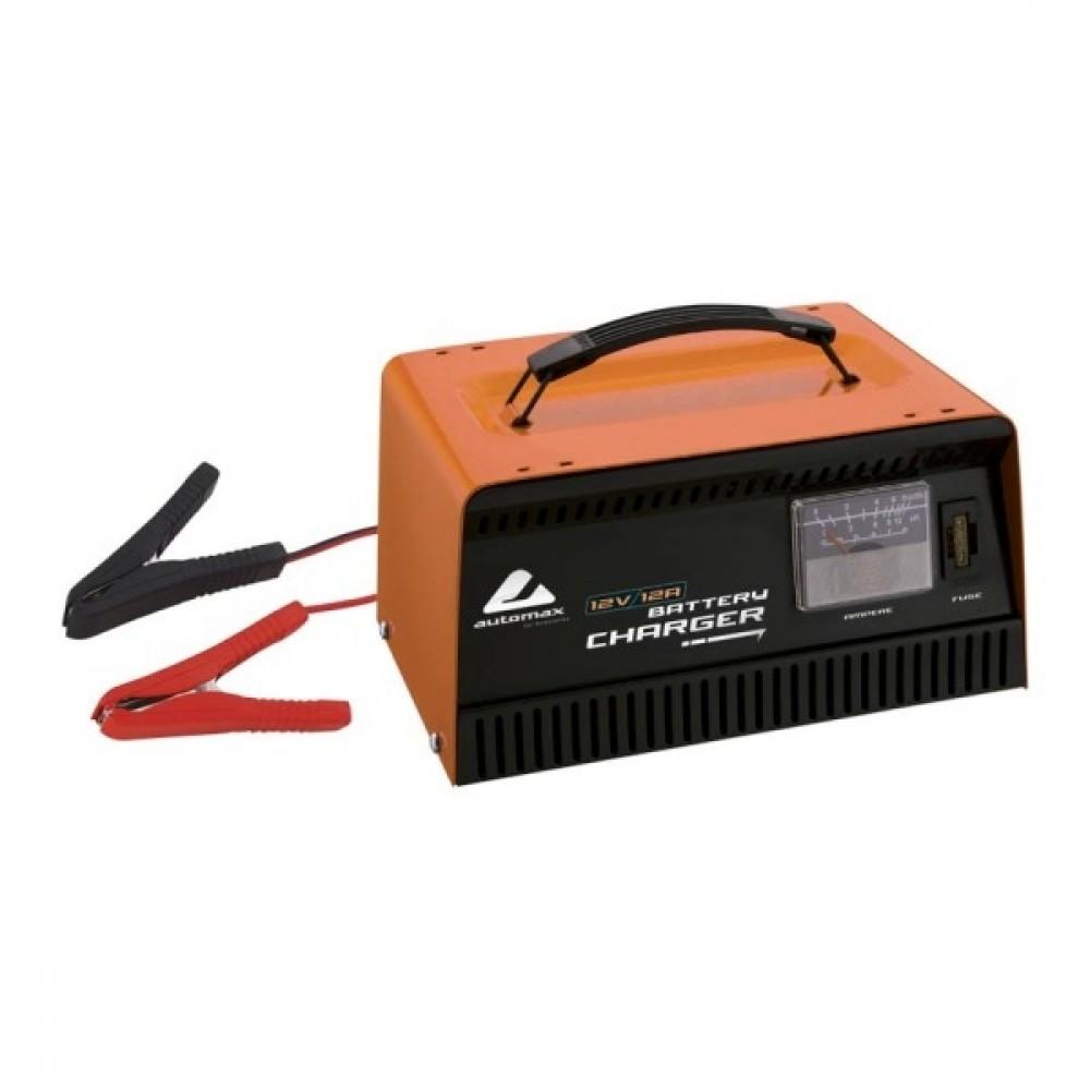 Nabíjačka autobatérie 12V 12A - AM
