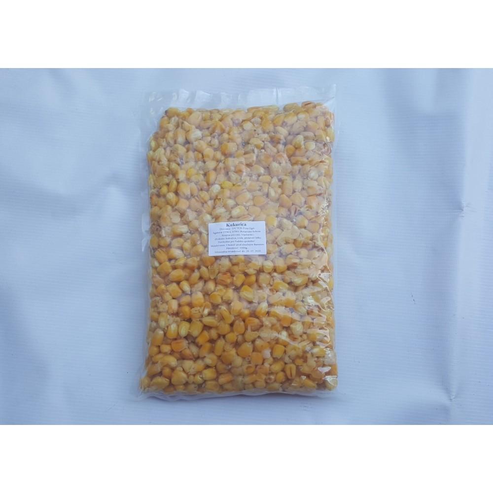 Kukurica varená natur 3kg BigPack