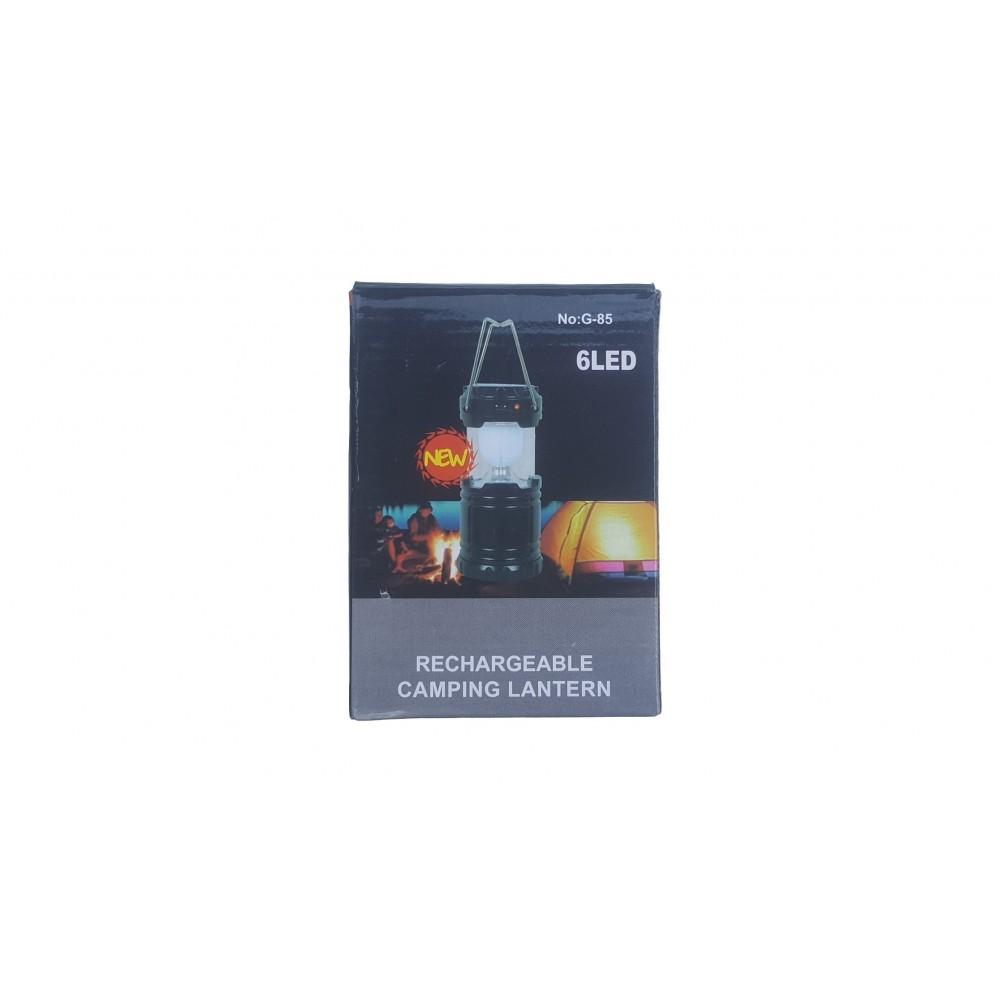 lampa led - nabíjacia