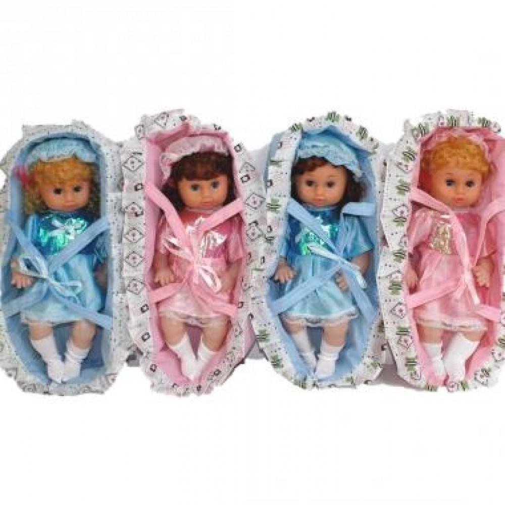 Bábika v nosítku M2202