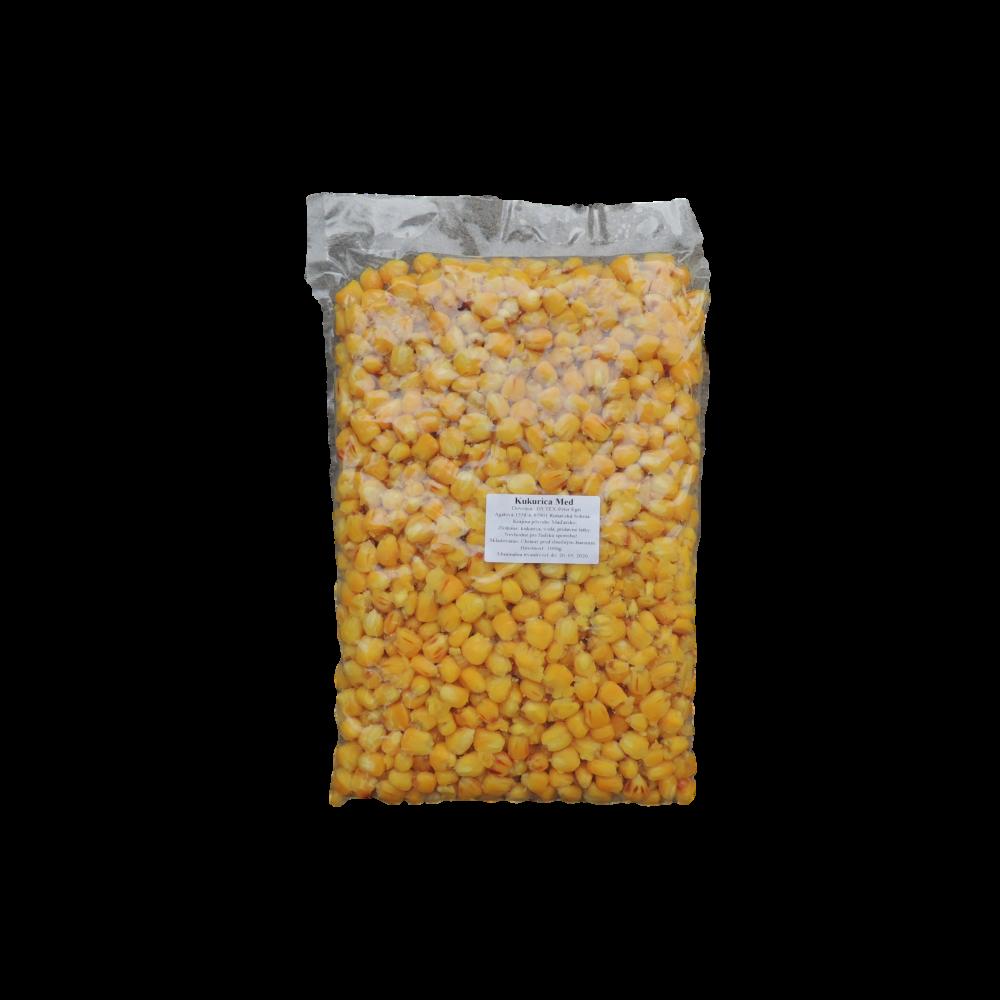 Kukurica varená 1kg s aromou