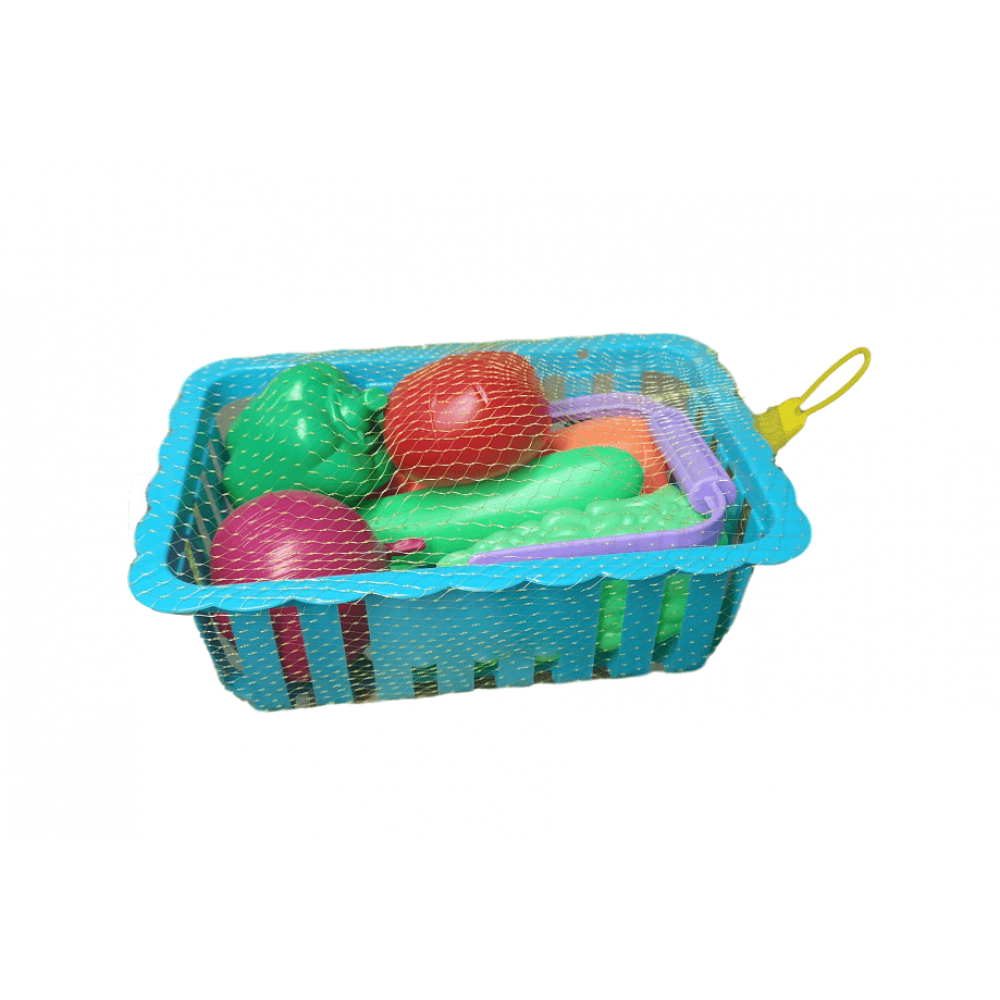 Picknik košík so zeleninou 7023