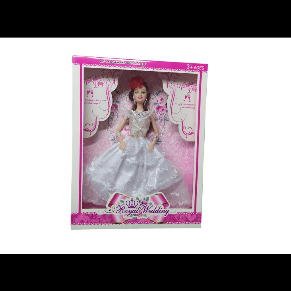 Bábika Valentine 30cm /6260/