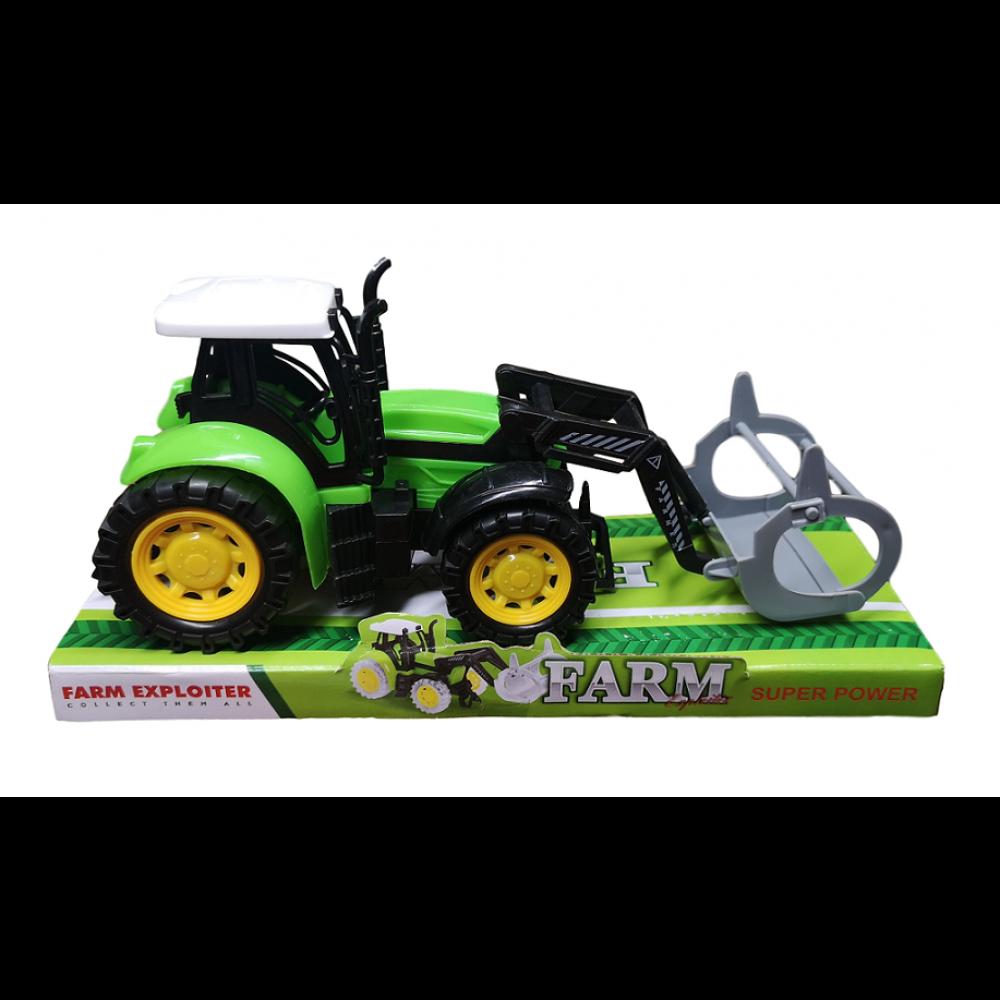 Traktor s radlicou - JA3000/1216