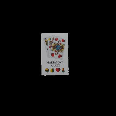 karty sedmové HD biele
