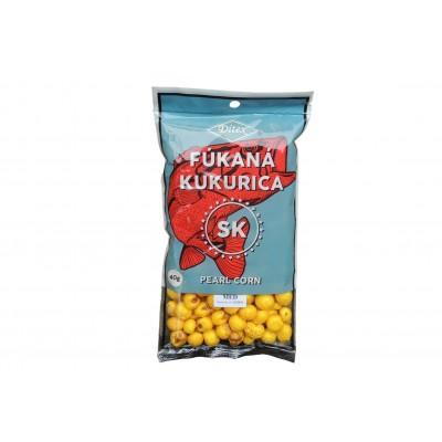 Fúkaná kukurica
