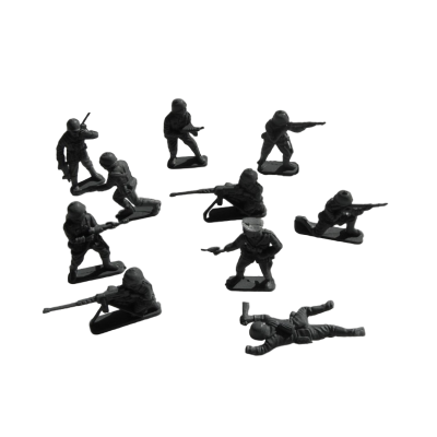 vojaci figuríny - 5cm