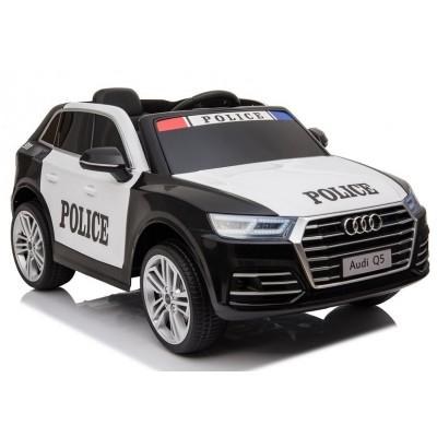 Elektrické auto Audi Q5 POLICIA (2351)