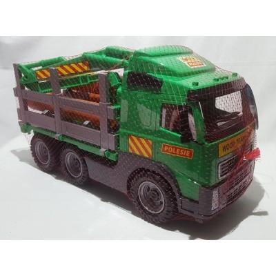 Volvo s drevom 45cm - 8756