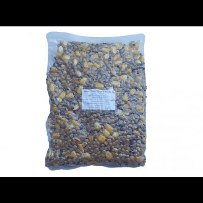 Partikel varený 0,5 kg MIX 2-kukurica/pšenica/konope