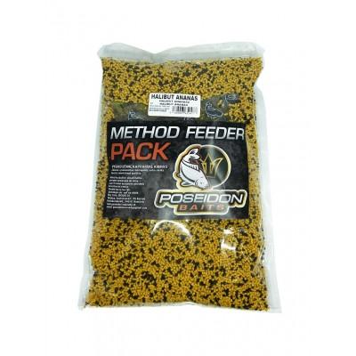 Method Feeder Set 800g + Booster - Halibut