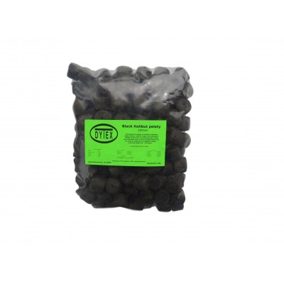 Halibut pelety vŕtané 1kg