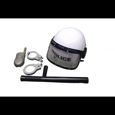 Policajný SET s prilbou TG606