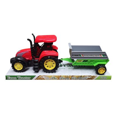 Traktor + sejačka 3614