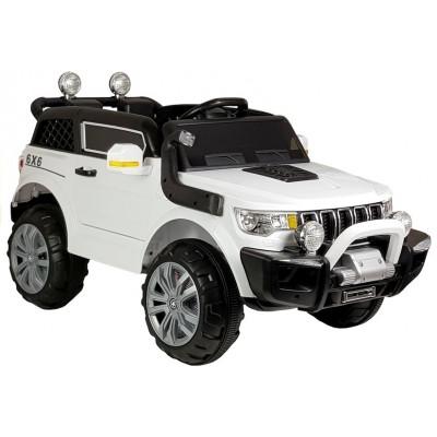 Elektrické auto Terénne biele KP6188 (6188)