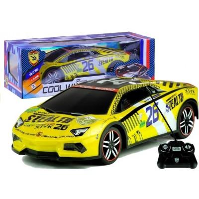 Auto Sport 3435 Žlté bat. DO