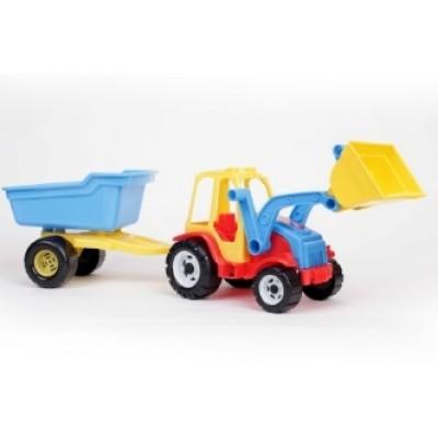 Traktor 138