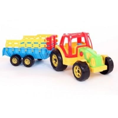 Traktor veľký 299