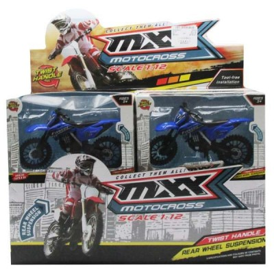 Motorka Cross MXX - IR176
